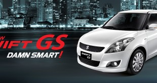 Spesifikasi dan Harga All New Swift GS